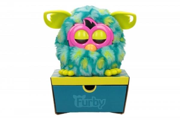 HASBRO Furby Boom Sunny Zielony Paw