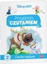 Disney Uczy Kraina Lodu Przygoda z czytaniem Ćwiczę czytanie