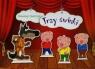 Trzy świnki Domowy teatrzyk