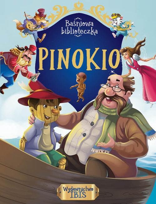 Baśniowa biblioteczka Pinokio