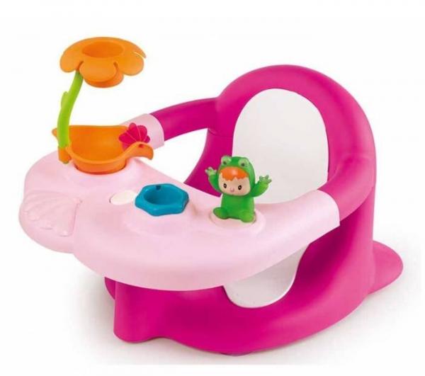 Cotoons: Siedzonko do kąpieli - różowe (7600110616)