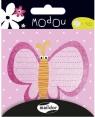 Karteczki samoprzylepne Motyl