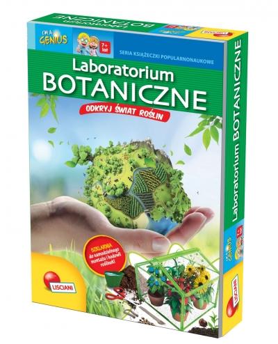 Książeczka Carotina - Labolatorium Botaniczne praca zbiorowa