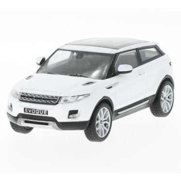 Land Rover Range Rover Evoque Coupe 2011 (white) (215118)