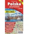 Polska, mapa samochodowa foliowana, 1:700 000