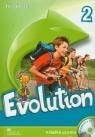 Evolution 2 Książka ucznia z płytą CD