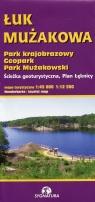 Łuk Mużakowa mapa turystyczna 1:45 000
