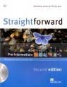 Straightforward 2ed Pre-Inter WB with key +CD Philip Kerr, Lindsay Clandfield, Ceri Jones, Jim Scrivener, Roy Norris