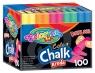 Kreda kolorowa bezpyłowa Colorino Kids 100 szt. (33169PTR)