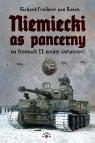 Niemiecki as pancerny na frontach II wojny światowej von Rosen Richard Freiherr