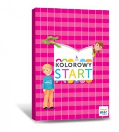 Kolorowy start. 5 i 6-latki. Pakiet dla dziecka Wiesława Żaba-Żabińska