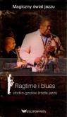 Ragtime i blues. Słodko-gorzkie źródła jazzu. Magiczny świat jazzu. Tom 16 Miguel del Arco, Olga Caporal