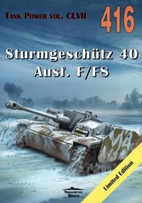 Sturmgeschutz 40 Ausf. F/F8. Tank Power vol. CLVII 416