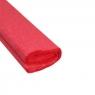 Bibuła marszczona czerwona, 5 rolek 25X100 cm