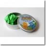 Skacząca Plastelina - Fluorescencyjna zielona