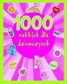 1000 naklejek dla dziewczynek