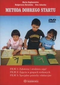 Metoda Dobrego Startu - 3 filmy na DVD