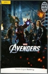 PEGR Marvel Avengers Bk/MP3 CD (2)