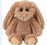 Maskotka Attic Treasures Bessie - brązowy królik 15 cm