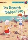 The Beach Detective. Plażowy Detektyw. Czytam po angielsku