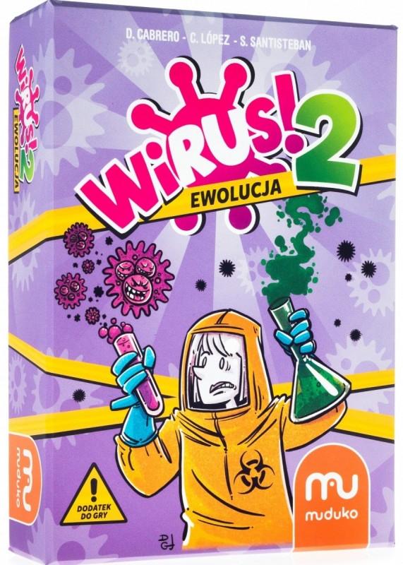 Gra Wirus 2 Ewolucja (50835)