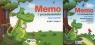 Memo i przedszkolaki Karty pracy + Poradnik dla rodziców z płytą DVD
