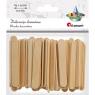 Ozdoba drewniana Titanum Craft-fun patyczki drewniane 100 szt