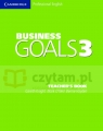 Business Goals 3 TB Gareth Knight