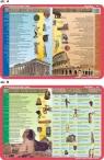 Podkładka edukacyjna Starożytny Egipt, Grecja, Rzym, bogowie