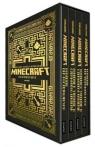 Minecraft Zestaw kolekcjonerski Poradniki Pakiet