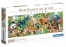 Puzzle Panorama High Quality Collection 1000: Wildlife (39517)