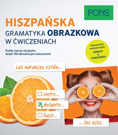 Hiszpańska Gramatyka obrazkowa w ćwiczeniach