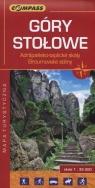 Góry Stołowe Mapa turystyczna 1:35 000