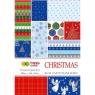 Blok z motywami Efekt A4/10 arkuszy - Christmas (425241)