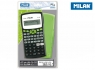 Kalkulator naukowy Milan M240 - Zielony (159110GRBL)