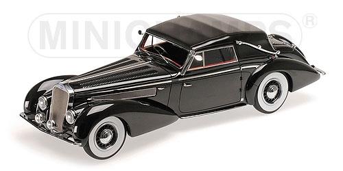MINICHAMPS Delage D8120 Cabriolet 1939 (107115131)