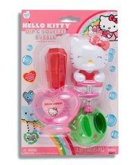 Zestaw do baniek mydlanych Dip & Squeeze Hello Kitty (IM 23817)