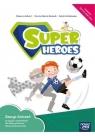 Super Heroes kl. 1. Zeszyt ćwiczeń do języka angielskiego dla klasy pierwszej Rebecca Adlard, Dorota Sikora-Banasik, Edyta Smół