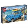 Lego Creator: Volkswagen Beetle (10252) Wiek: 16+
