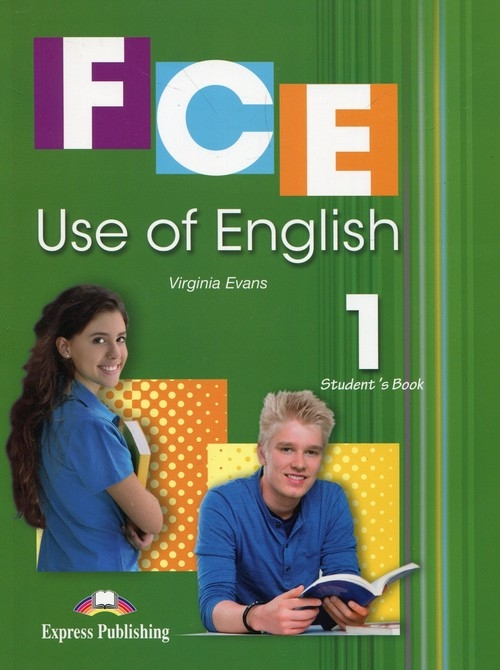 FCE Use of English 1 Students Book Evans Virginia