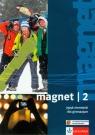 Magnet 2 Język niemiecki Podręcznik z płytą CD