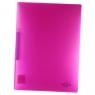 Skoroszyty Titanum A4 różowy intensywny 400g (SKTPI)