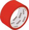 Taśma pakowa kolorowa 48 mm x 50 m czerwona