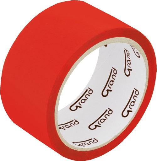 Taśma pakowa 48 mm x 50 m czerwona (361311)