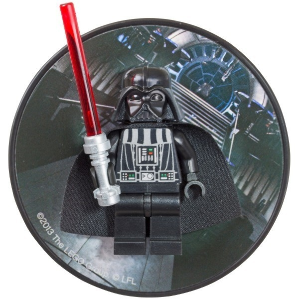 LEGO Minifigurka Magnet Darth Vader