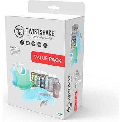 Twistshake Zestaw Obiadowy Dla Dzieci Nr1