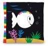 Moja pierwsza rybka. Książeczka sensoryczna