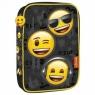 Piórnik jednokomorowy z wyposażeniem Emoji 10