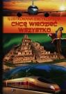 Ilustrowana encyklopedia Chcę wiedzieć wszystko (Uszkodzona okładka)