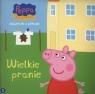 Świnka Peppa Książeczki z półeczki Wielkie pranie